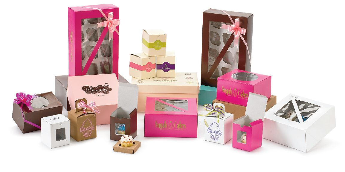 Candy & Gourmet Boxes