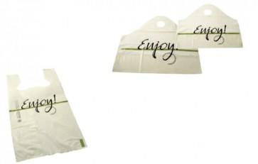 """Enjoy"" Restaurant Bags"