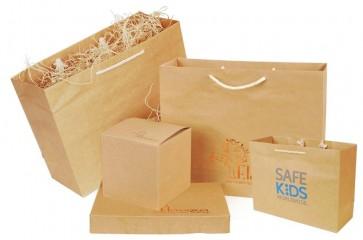 Kraft Eurotote Shopping Bags