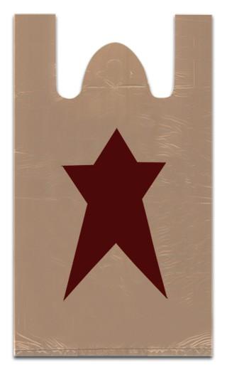 Burgundy Star