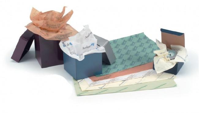 Custom tissue paper low minimum