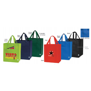 Pocket Shopper Totes