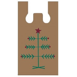 Christmas Tree Plastic Bags