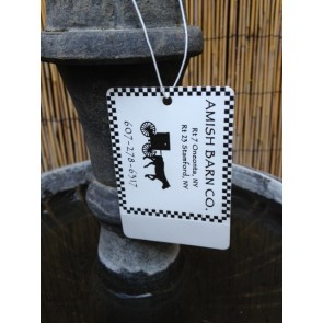 Weatherproof String Tags